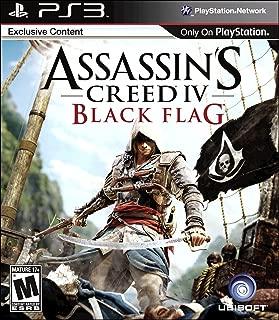 Assassin's Creed IV Black Flag for PlayStation3.