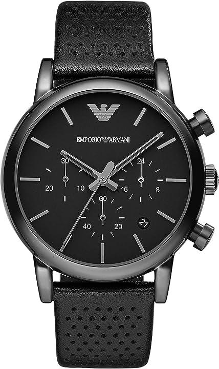 Orologio emporio armani - watch armani - orologio da uomo armani AR1737