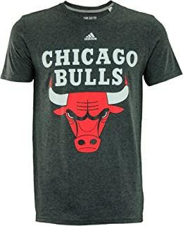 NBA Men's Short Sleeve Go-to Performance Tee, Chicago Bulls