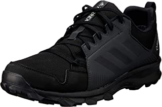 adidas Australia Men's Terrex Tracerocker GTX Trail Running Shoes, Core Black/Core Black/Carbon