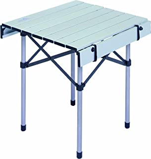 """Rio Gear 18"""" Portable Heat Resistant Camping Table with Carry Bag"""