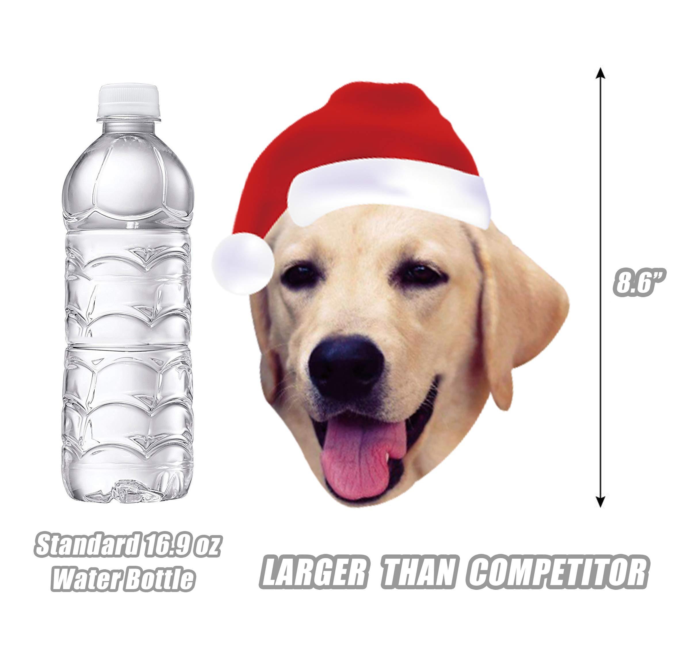Christmas Handmade Labrador Garland//Bunting//Gift
