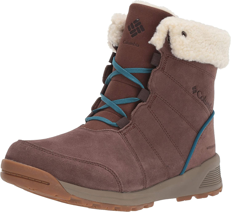 Columbia Women's Maragal Waterproof Snow Boot
