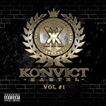 Konvict Kartel, Vol. 1 [Explicit]