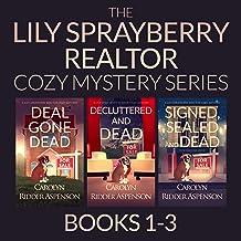 The Lily Sprayberry Cozy Mystery Series Books 1-3 (Lily Sprayberry Realtor Books Book 1)