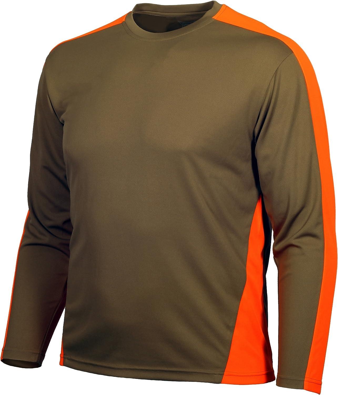 Gamehide Lightweight Wicking Upland Field Shirt Houston Mall Sleeve T Ranking TOP17 Long
