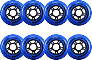 80mm indoor inline skate wheels
