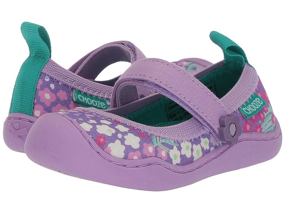 CHOOZE Steady (Toddler/Little Kid) (Meadow) Girls Shoes