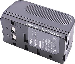 BATERÍA NI-MH 6.0V Compatible con Sony NP-33, NP-55, NP-66