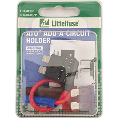 8973 Spare Car Fuse Fuse Kit Home Improvement Consumer Electronics SUV Circuit
