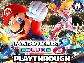 Clip: Mario Kart 8 Deluxe