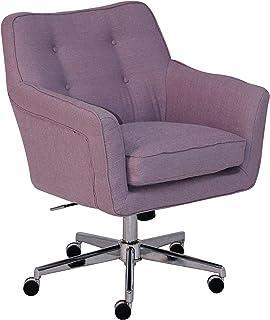 Amazon Com Home Office Desk Chairs Purple Home Office Desk Chairs Home Office Chairs Home Kitchen