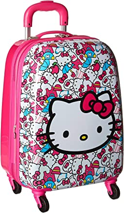 Hello Kitty Tween Spinner Luggage