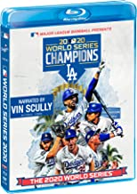 2020 World Series Champions: Los Angeles Dodgers [Blu-ray + DVD]