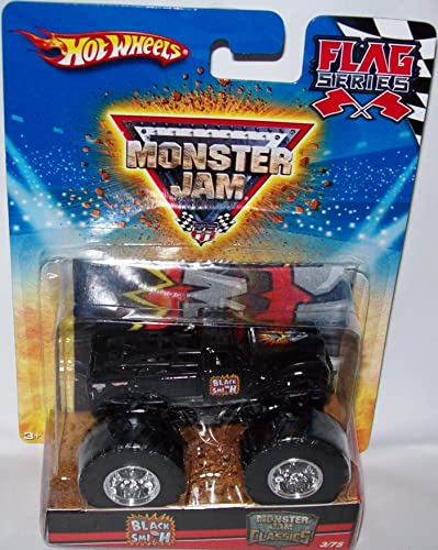 Hot Wheels Monster Jam diecast 1 64 Größe Schmied-Flag-Serie Ma ab 1 64