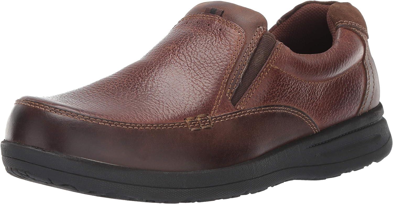 Nunn Bush Men's Cam Slip-on Casual Walking shoes Loafer,