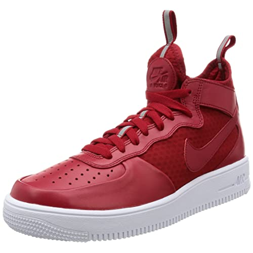 new york 70808 ef4f7 Nike Air Force 1 Ultraforce Mid Mens Hi Top Trainers Shoes