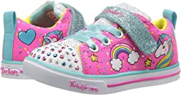 Twinkle Toes - Sparkle Lite Unicorn Craze 10988N Lights (Toddler)