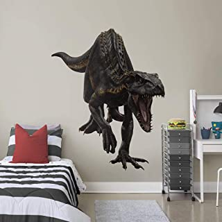 FATHEAD Indo Raptor-Jurassic World: Fallen Kingdom-Huge Officially Licensed Removable Wall Decal