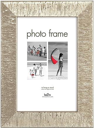 Marco de Fotos 4 x 10 x 15 cm Innova, Oro, Waterford, 15x20cm