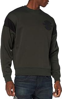 G-STAR RAW Men's Drein Moto Badge Sweater