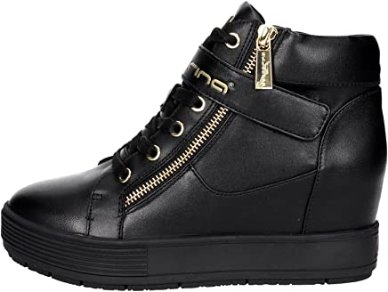new product ee134 486e6 Amazon.it: fornarina sneakers zeppa
