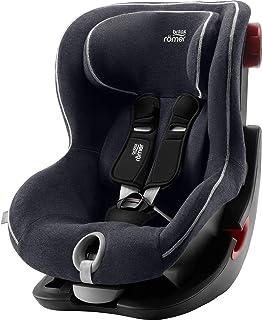 Britax Römer Accesorios Originales, Funda de confort para silla de coche KING II ATS/KING II LS/KING II, Dark Grey