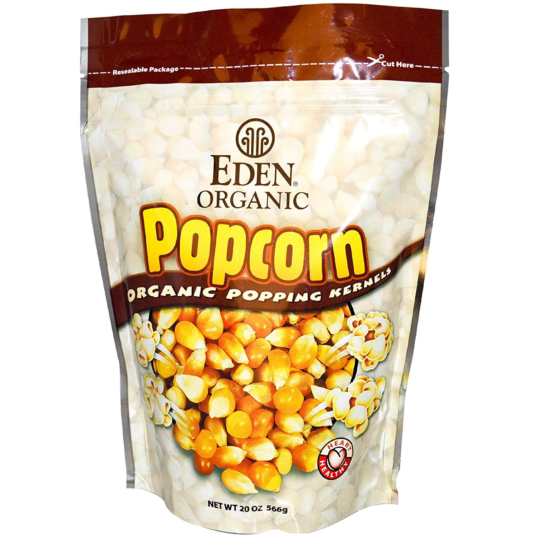 Eden Foods Phoenix Mall Popcorn Challenge the lowest price Organic Popping Kernels 2p 20 g - 566 oz