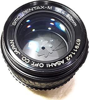 SMC Pentex-m 1:1.4 50mm Manual Lens.