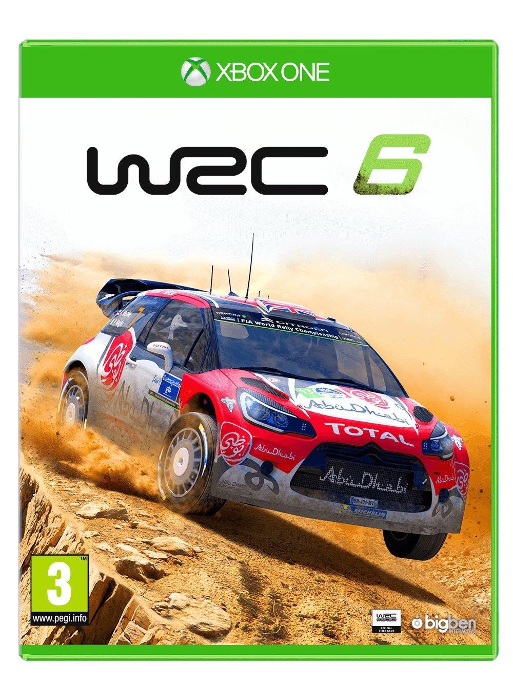 WRC 6 (XB1) [Importación Inglesa]: Amazon.es: Videojuegos
