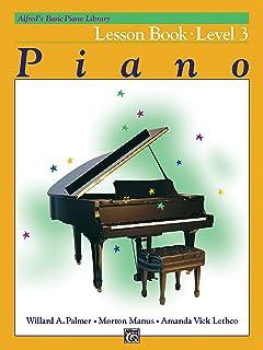 Alfred's Basic Piano Course: Lesson Book - Level 3 (