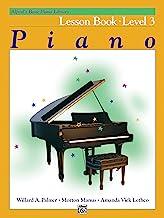 Alfred's Basic Piano Course: Lesson Book – Level 3 (BK. 3) Book PDF
