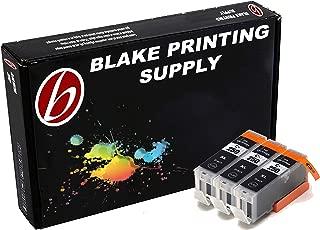 Blake Printing Supply 3 Big Black Compatible Ink Cartridges for PIXMA MG7120