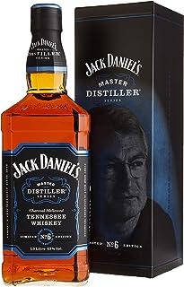 """Jack Daniel""""s Master Distiller Series No. 6 mit Geschenkverpackung Whisky 1 x 1 l"""