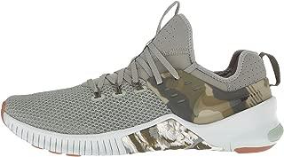 Men's Free X Metcon Training Shoes (9.5-M, Olive/Grey)