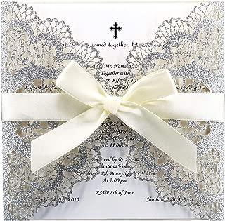 brides love birds invitation kit