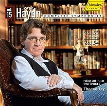 Haydn: Symphonies, Nos. 53-54