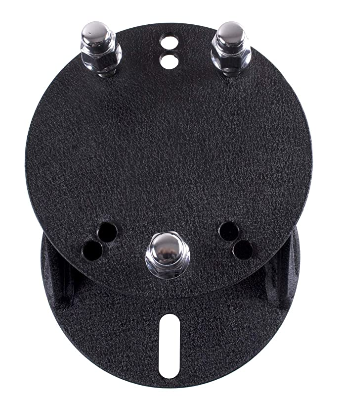 Rugged Ridge 11585.02 Textured Black Tire Carrier Spacer