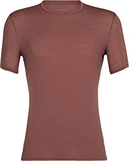 Icebreaker Merino Men's Anatomica Short Sleeve Crew T-Shirt