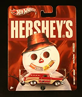 Hot Wheels '56 Chevy Nomad WHOPPERS Hershey's 2011 Nostalgia Series 1:64 Scale Die-Cast Vehicle