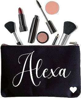 Custom Makeup Bag - Personalized Makeup Bag - Make Up Bag - Bridesmaid Bag -Personalized Make Up Case - Bridesmaid Gift - Makeup Bag Gift