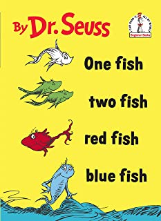 One Fish Two Fish Red Fish Blue Fish (Beginner Books(R)) (English Edition)