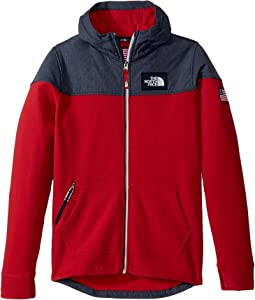 The North Face Kids - International Collection Full Zip Hoodie (Little Kids/Big Kids)