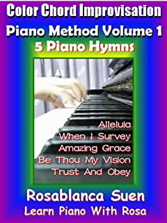 Piano Course - Color Chord Improvisation Method Volume 1 - L