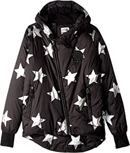 Silver Star Down Jacket (Little Kids/Big Kids)
