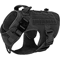 Deals on Taglory Tactical Dog Harness