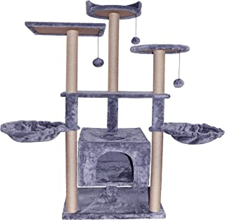Best discount cat towers Reviews