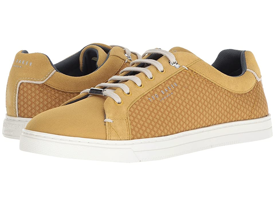 Ted Baker Sarpio (Yellow Textile) Men