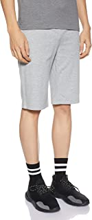 Nike Men's NSW Short JSY Club, Green(Dk Grey Heather/White063), Medium