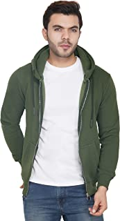 Urban Age Clothing Co. Men's Cotton Hooded Hoodie